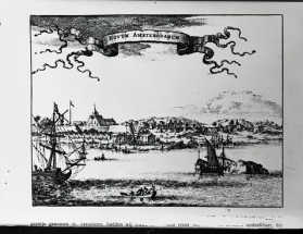 Old Pic of New Amsterdam